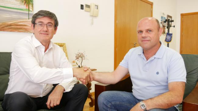 PP y Ciudadanos sellan un pacto de investidura y gobierno en Adra