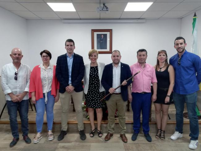 """Valentín Martín trabajará """"por el progreso de Fondón"""""""