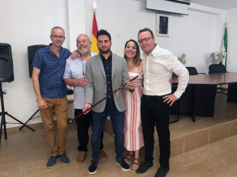 El nuevo alcalde socialista de Sierro tiende la mano a la oposición