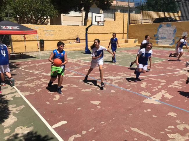 La EDM Padre Huelin vive una convivencia alrededor del baloncesto con el III Torneo de Tiros libres