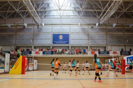 El voleibol apuesta por Almería en el XXIII Campeonato de España cadete femenino