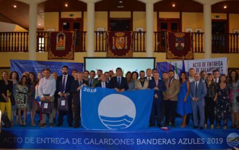 La Junta apoya la obtención de distintivos de calidad a playas para dar confianza en el destino