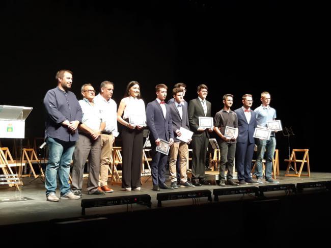 Acto graduación Conservatorio Profesional de Música de El Ejido