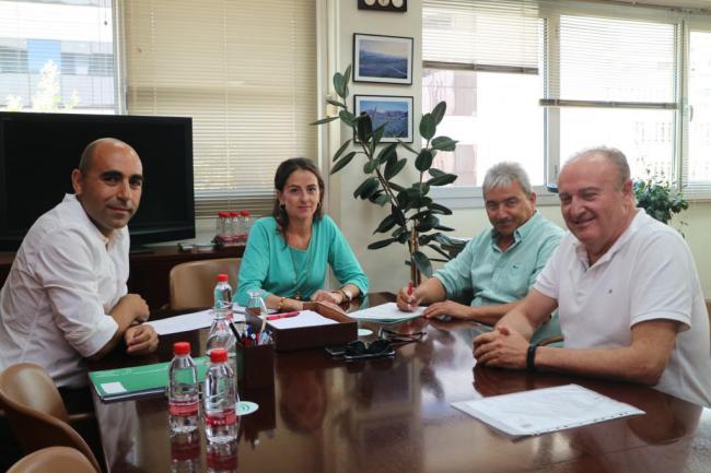 La Junta colabora en la gestión de fondos europeos del GDR del Levante Almeriense al Almanzora