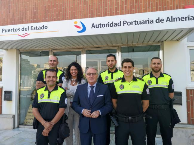El Puerto refuerza la vigilancia de la OPE con cuatro policías