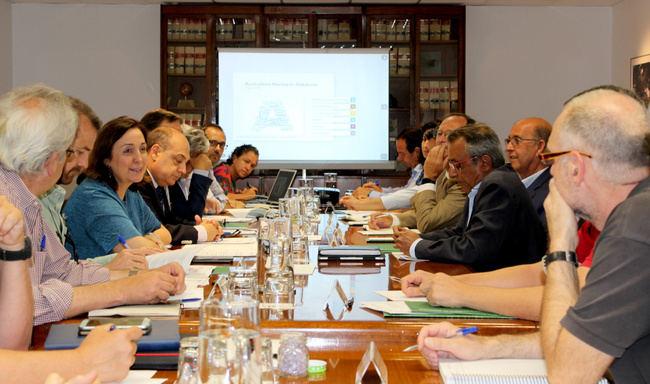 Empresarios acuícolas internacionales se interesan por Andalucía