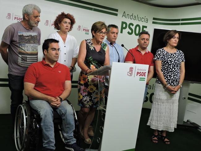 El PSOE denuncia que tendrá menos personal de apoyo que Vox y Cs