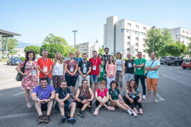 Un profesor almeriense becado en la sede del CERN en Ginebra con Hidralia y Fundación Aquae