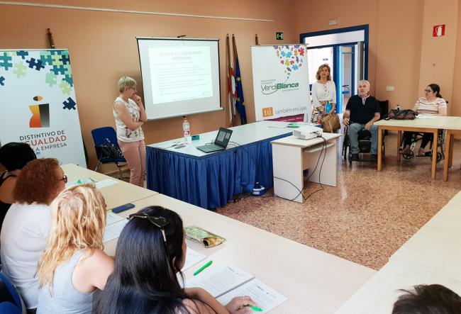 Ayuntamiento y Verdiblanca imparten un curso de capacitación para control de accesos