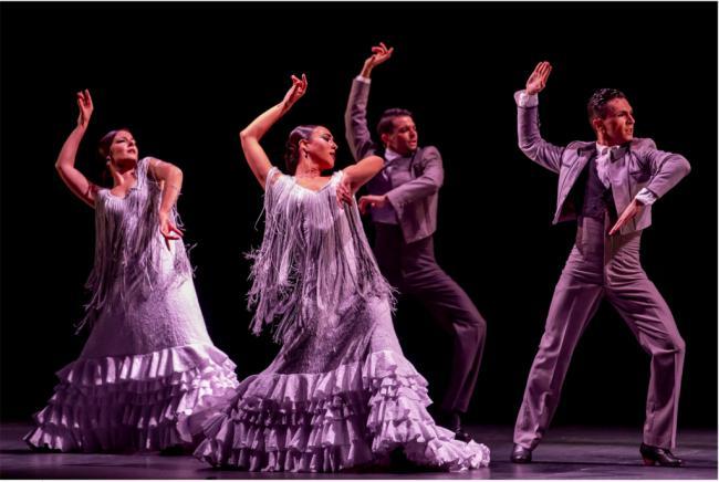 El Ballet Flamenco de Andalucía ofrecerá su espectáculo 'Naturalmente Flamenco'
