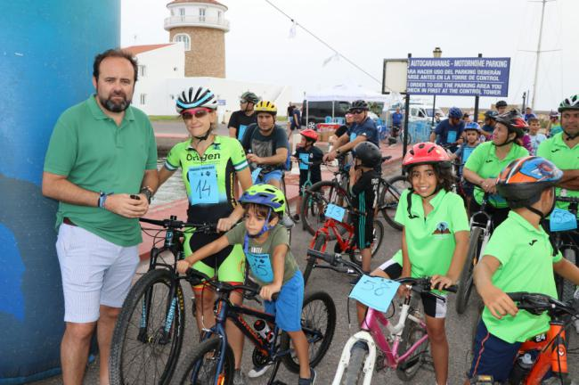Día de la Bicicleta de Almerimar
