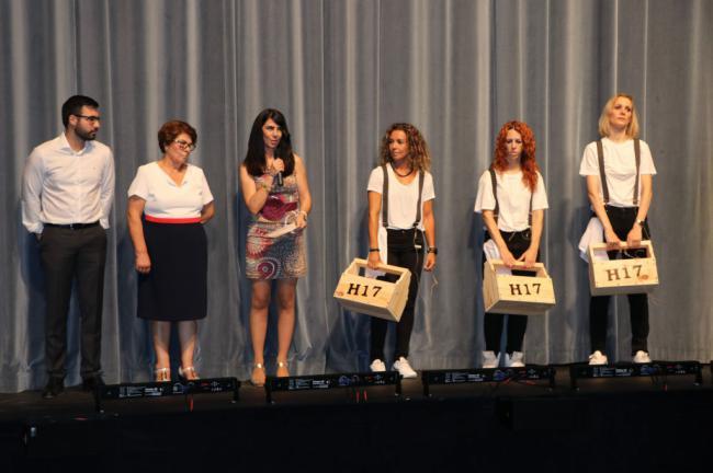 Gala de la Asociación 'VIVIR' en El Ejido