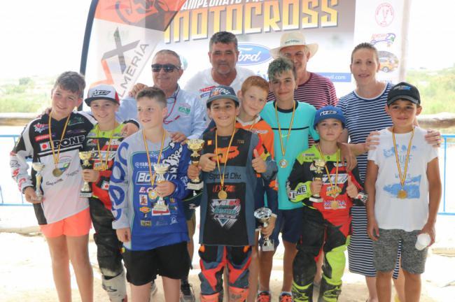 V Campeonato Provincial de Motocross
