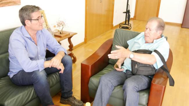 Juan Mena será el pregonero de la Feria de Adra 2019