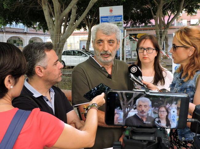 El PSOE pide más árboles y que el PP pare 'la deforestación urbana'