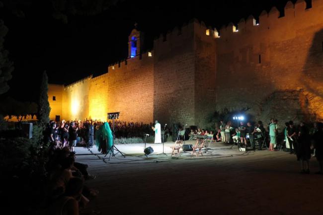 La Alcazaba acoge una treintena de actividades durante el mes de julio