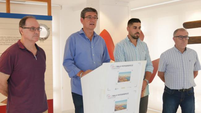 El 29 de julio arranca el XXVII Rally Fotográfico 'Ciudad de Adra'