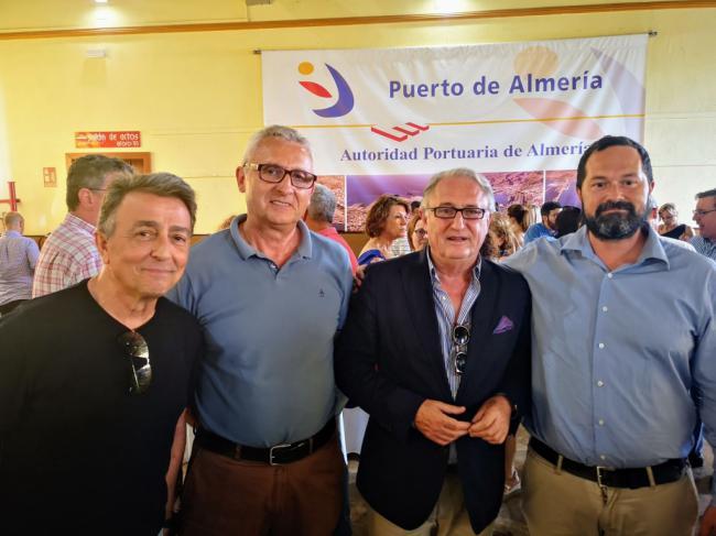 La Autoridad Portuaria de Almería celebra la festividad de su patrona
