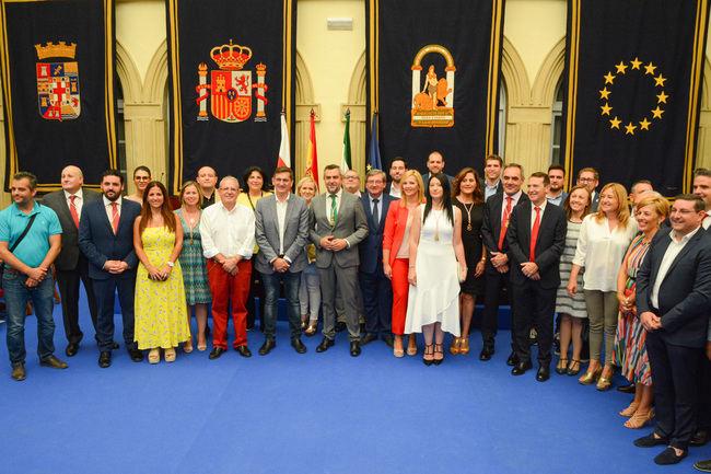 Juan Antonio Lorenzo mantendrá el liderazgo del PSOE en la Diputación