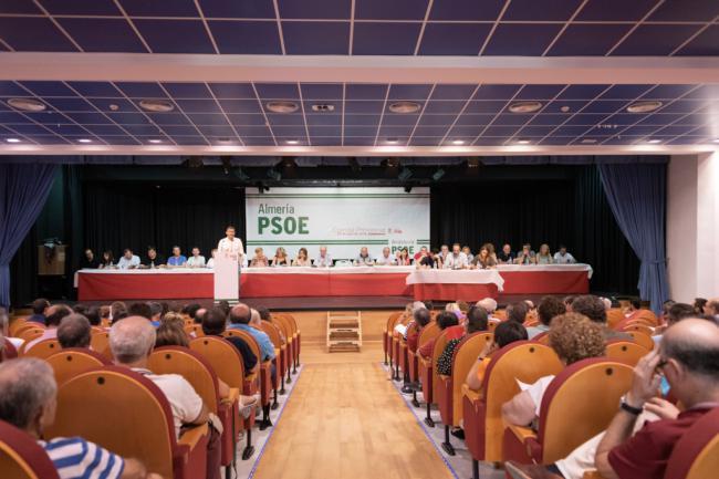 """Sánchez Teruel recuerda que """"Almería ha sido una de las provincias más beneficiadas por el Gobierno socialista"""""""