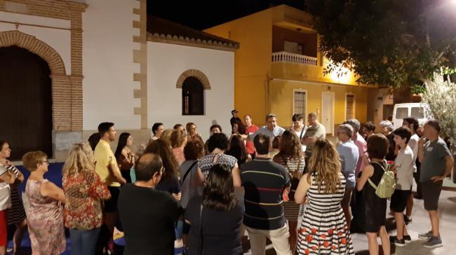 Las 'Visitas Teatralizadas' dan a conocer Adra