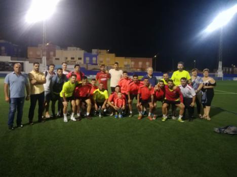 El equipo Real Chale gana el XIV Torneo Rafael Hermoso de Fútbol 7