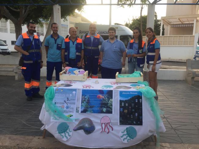 Talleres participativos del Distrito Sanitario Almería en San José y Cabo de Gata