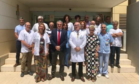 Se constituye la Comisión para la puesta en marcha del Hospital Materno Infantil