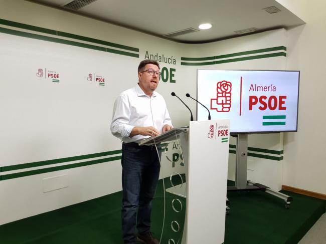 El PSOE dice que este verano no habrá inversiones en Torrecárdenas