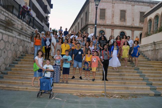 Una visita guiada mostrará monumentos e iglesias del corazón de Almería