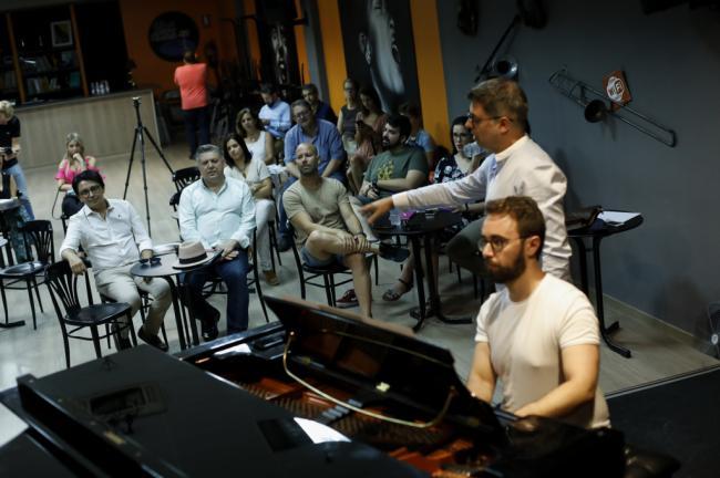 Ayuntamiento y Diputación respaldan el I Curso de Técnica Vocal 'Costa de Almería'