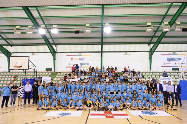El Club Bahía de Almería fomentará el deporte con un torneo de balonmano