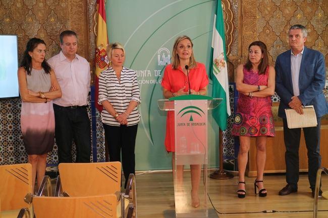 La Junta desbloquea infraestructuras en Almería paralizadas por el PSOE