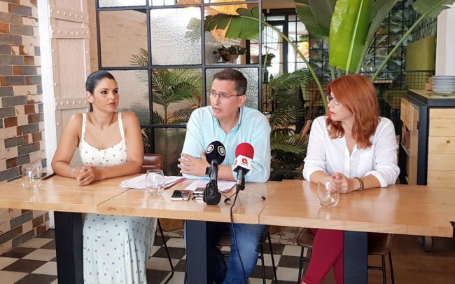 Sánchez Teruel acusa a la Junta de olvidar sus promesas para Almería