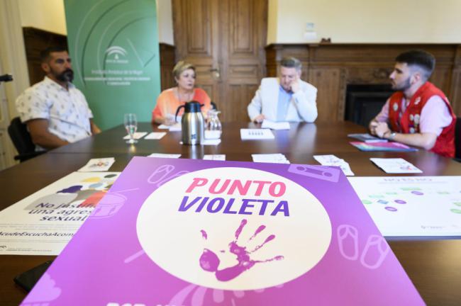 El Cooltural Fest contará con un Punto Violeta contra la violenta machista