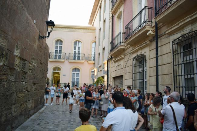 El Área de Promoción sumergirá a los turistas en la 'Almería que mira al mar'