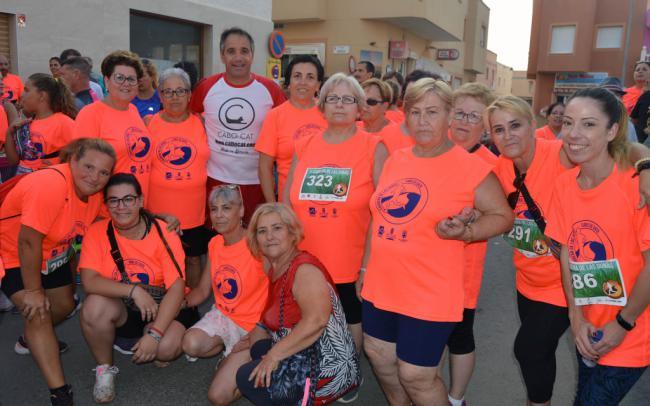 Mauricio Lobato y Elena Weyh ganan la 'I Carrera de Las Dunas'