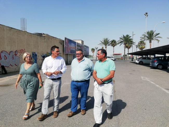 Sánchez Teruel pide a Amat que luche por el edificio de Urgencias en las Salinas