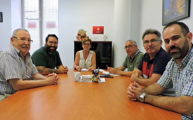 El PSOE reclama un espacio de entrenamiento estable para Poli Almería