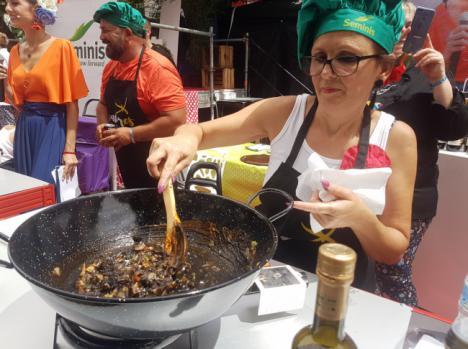El Concurso de Gastronomía celebrará sus bodas de plata en la Feria de Almería 2019