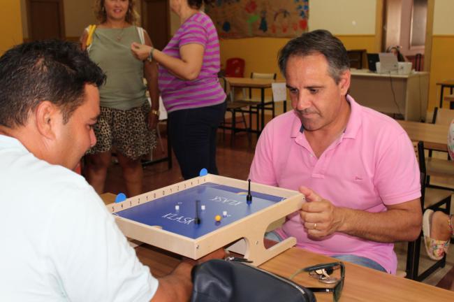 La EDM C.D Padre Huelin celebra su segundo Torneo de Klask el 17 de agosto