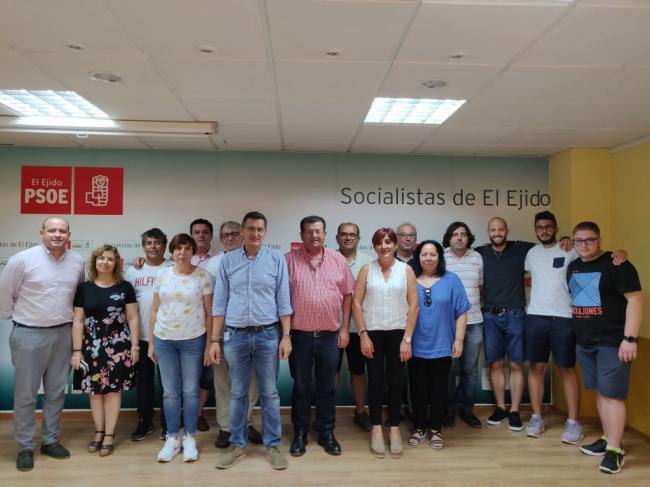 PSOE acusa alcalde de El Ejido de no ser reinvindicativo