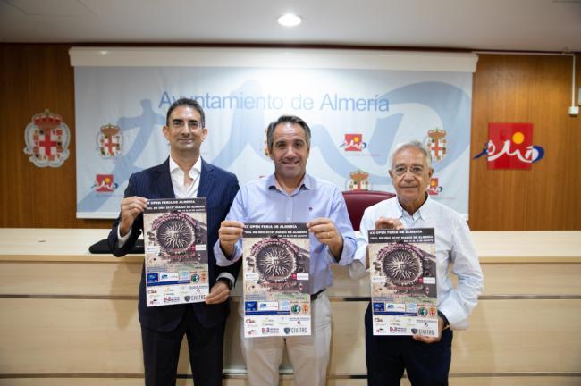 El Open de Tenis marcará el inicio de la Feria de Almería