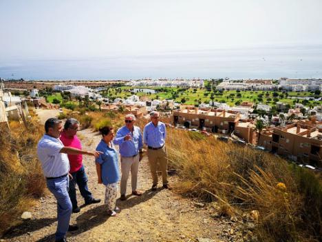 La Autoridad Portuaria de Almería construirá el faro de Mojácar