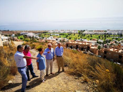 El Ayuntamiento de Mojácar cederá suelo para instalar un faro marítimo