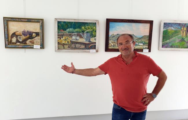 Domingo Ricardo lleva sus 'Raices' al Centro de Interpretación Patrimonial