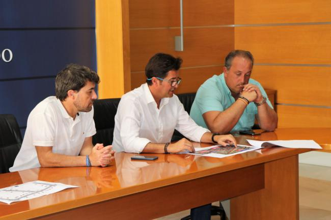 Arrancan las obras de modernización de Ejido Centro