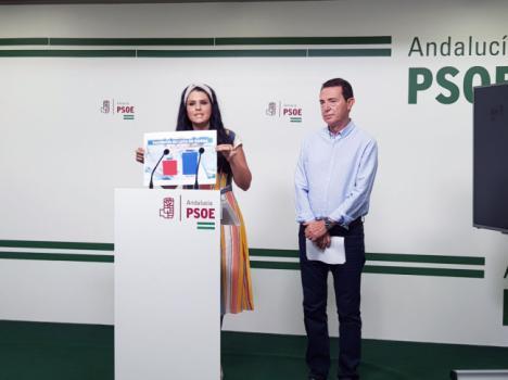"""Noemí Cruz: """"Hay 1.242 personas más en lista de espera en Torrecárdenas"""""""