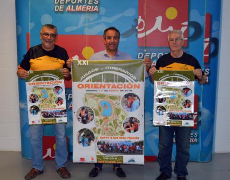 Las familias explorarán el Parque del Andarax en los XXI Juegos de Orientación de la Feria