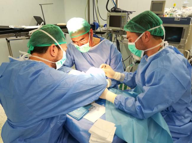 23 almerienses donan 34 órganos en seis meses